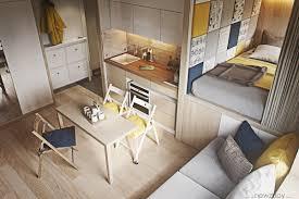 nội thất căn hộ chung cư nhỏ 2