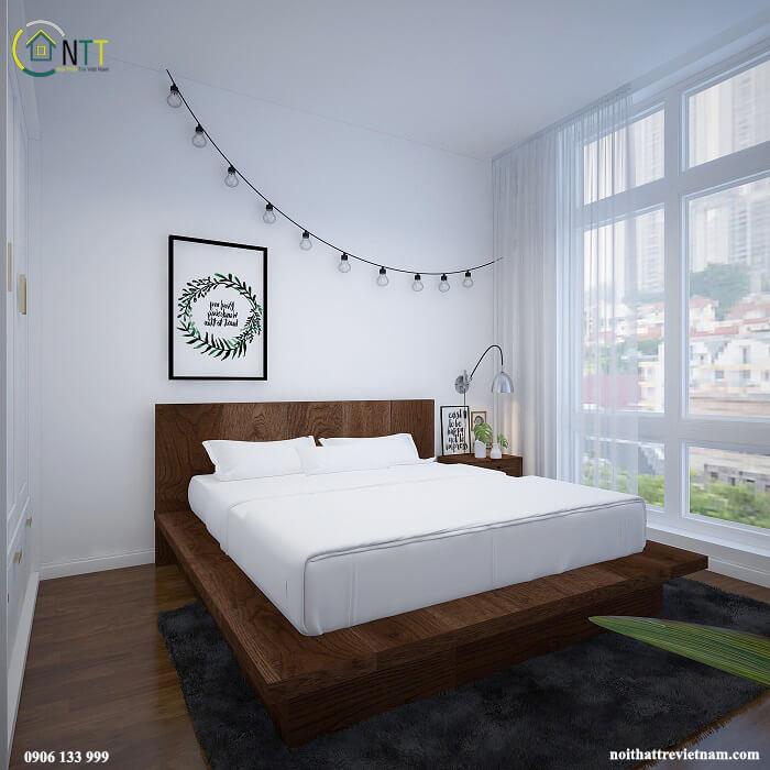 trang trí phòng ngủ  3