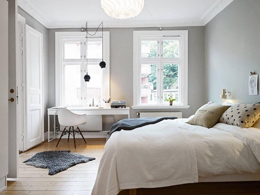 trang trí phòng ngủ  4