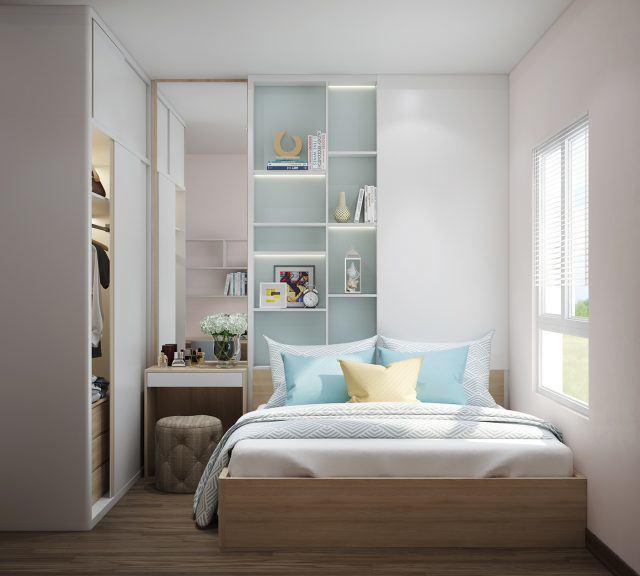 trang trí phòng ngủ  5