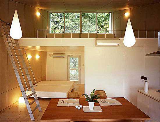 nội thất cho nhà nhỏ hẹp 4