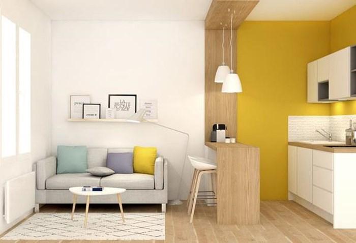 nội thất cho nhà nhỏ hẹp 5