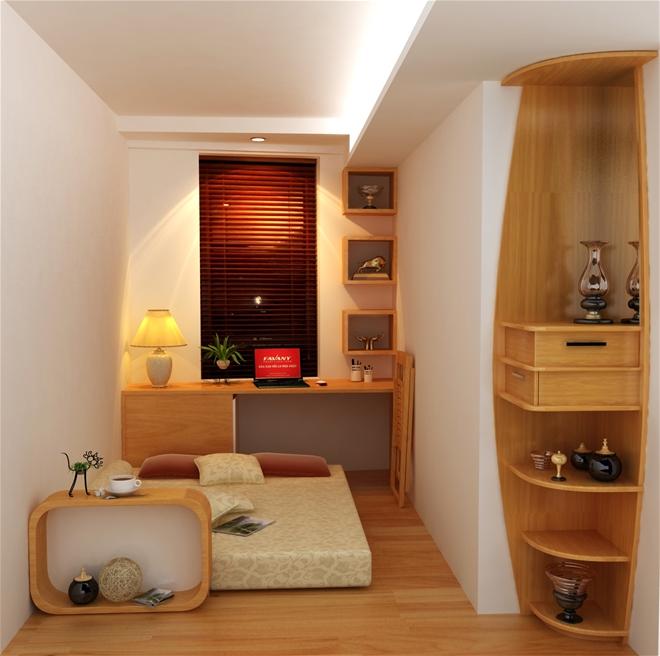 nội thất cho nhà nhỏ hẹp 6